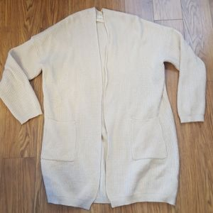 Dreamers long knit cardigan